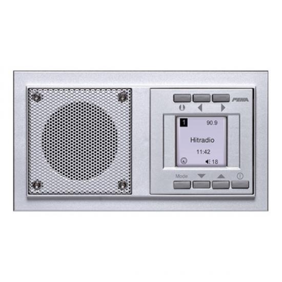 Info over een inbouwradio   Bouwinfo