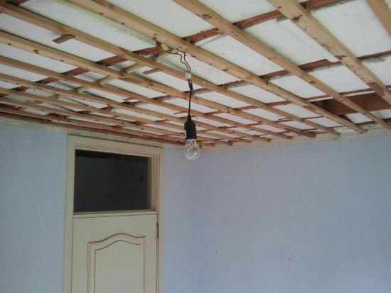 gyproc plafond plagyp of houten latten bouwinfo On plafond houten latten
