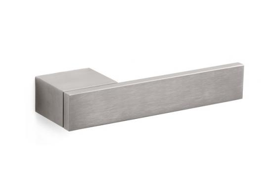 Minimalistische deurkruk bouwinfo for Klinken voor binnendeuren