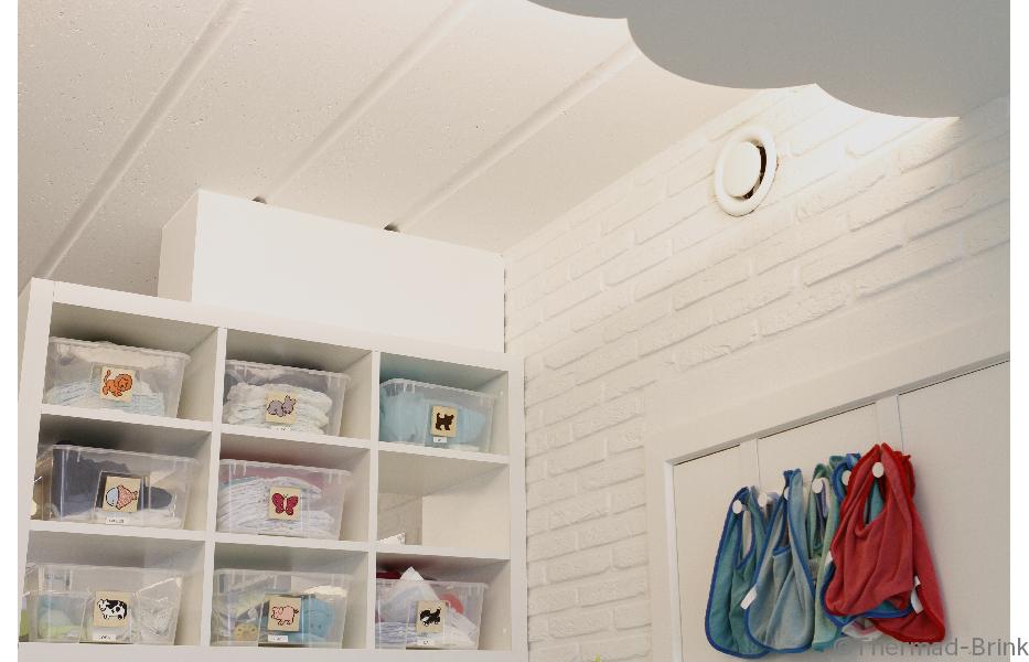 Ventilator Voor Badkamer ~ Combi ventilatie, luchtverwarming en zonneboiler  Bouwinfo