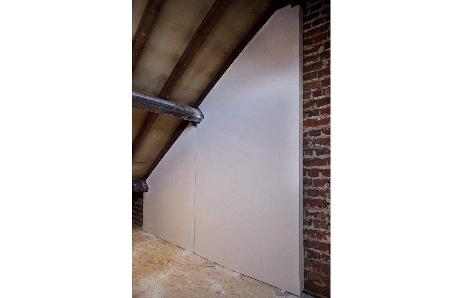 Ik wil mijn wanden en plafonds isoleren aan de binnenzijde for Wanden nieuwbouwwoning afwerken