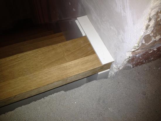 Overgang trap laminaat bouwinfo