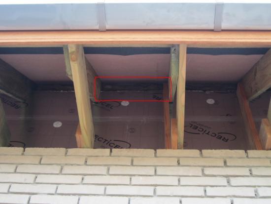 Isolatie oversteek plat dak bouwinfo
