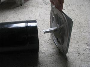 Dakdoorvoer Ventilatie Badkamer : Natuurlijke ventilatie met dakdoorvoer bouwinfo