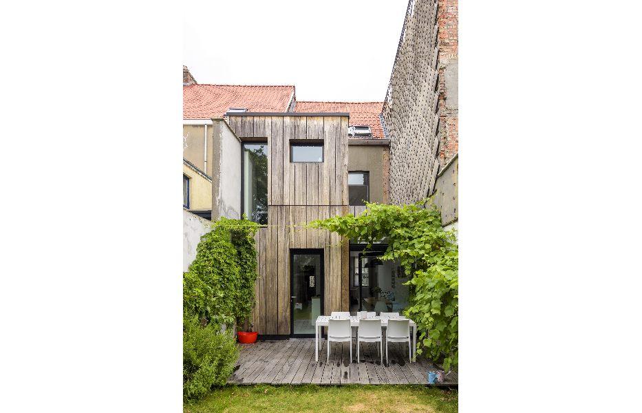 Renovatie lichtinval als hart van een woning bouwinfo - Architectuur renovatie ...