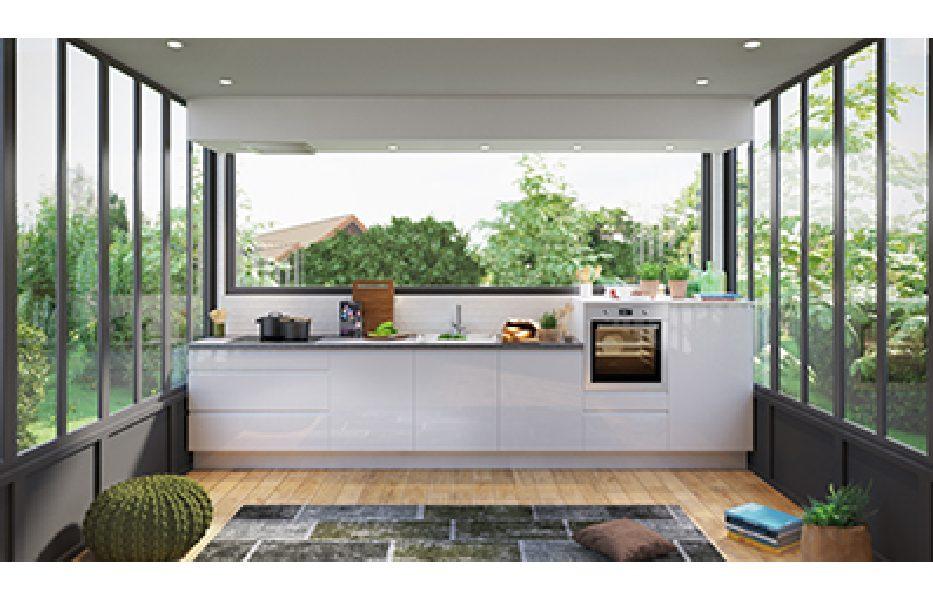 Een gesloten halfopen of open keuken een vergelijking bouwinfo - Keuken open of gesloten ...