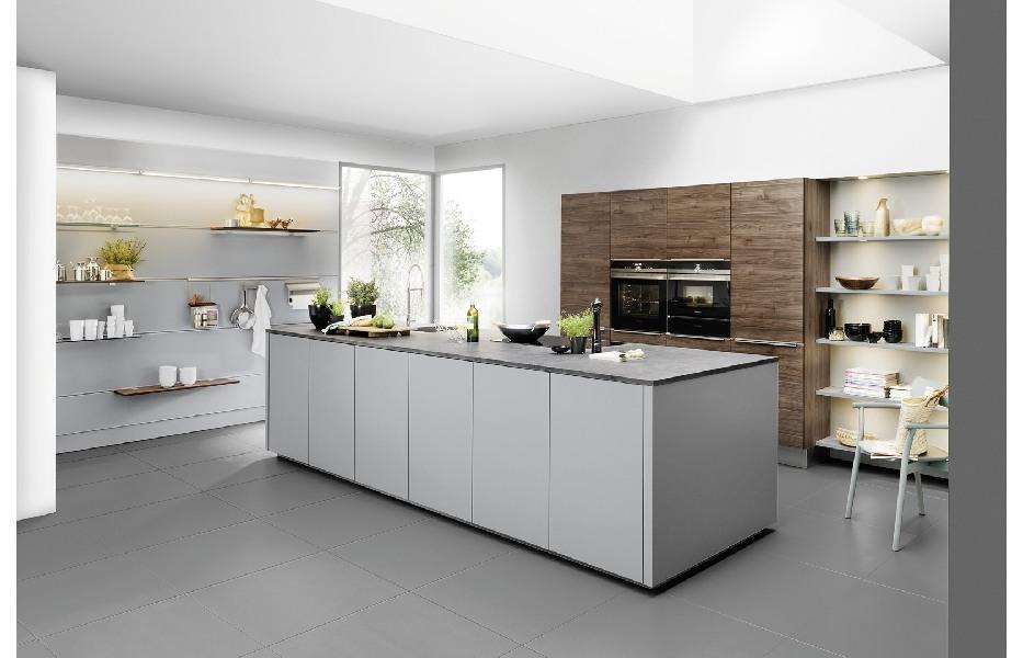 Keukens Living De Abdij : Moderne Keukens Bouwinfo