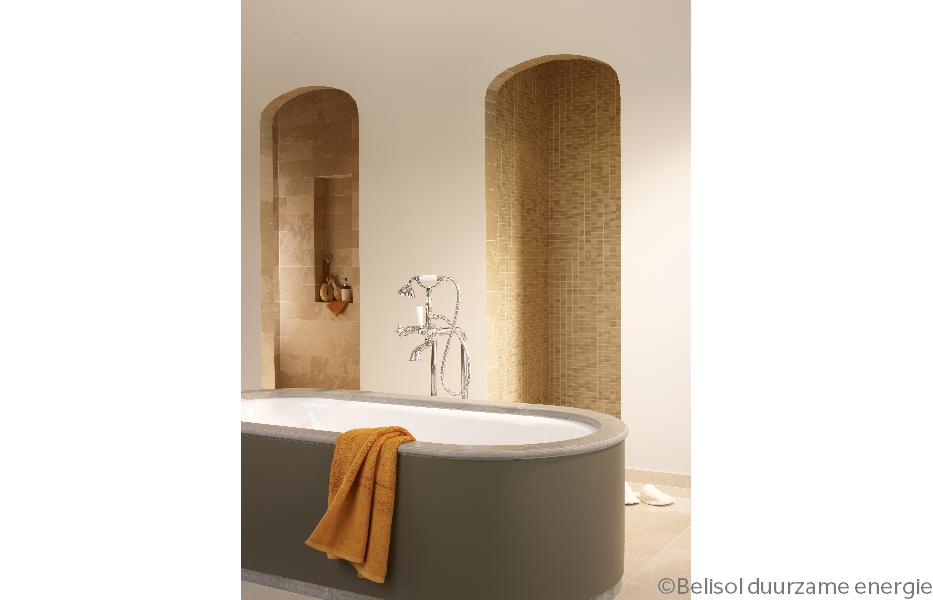 Badkamer Met Natuursteen : Natuursteen in de badkamer do or don t bouwinfo