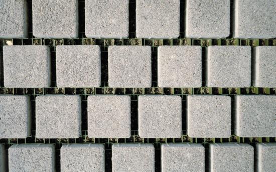 Zelf Tegels Maken : Grasdallen oprit en terras: zelf maken. bouwinfo