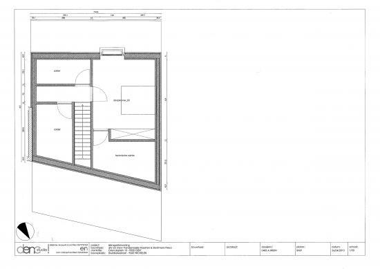 grootte van je leefruimtes/kamers/... | Bouwinfo