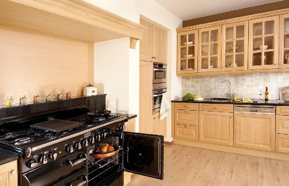 Kleine Keuken Kortrijk : Landelijke keukens Bouwinfo