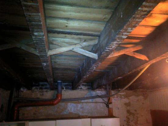 Houten Vloer Veert : Restaureren houten draagvloer indien nodig bouwinfo
