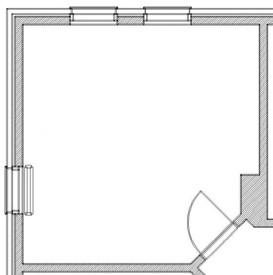 Slaapkamer in 2 splitsen en gyproc op laminaat plaatsen | Bouwinfo