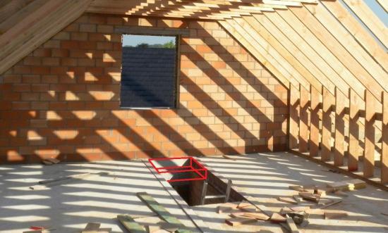 Trapgat verkleinen bouwinfo for Trapgat maken