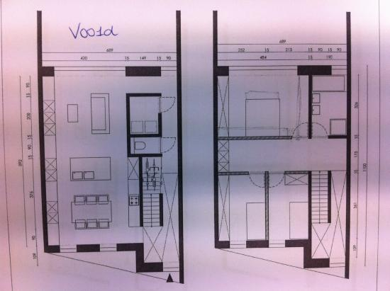 Eerste ontwerpen moderne rijwoning nieuwbouw bouwinfo for Moderne rijwoning