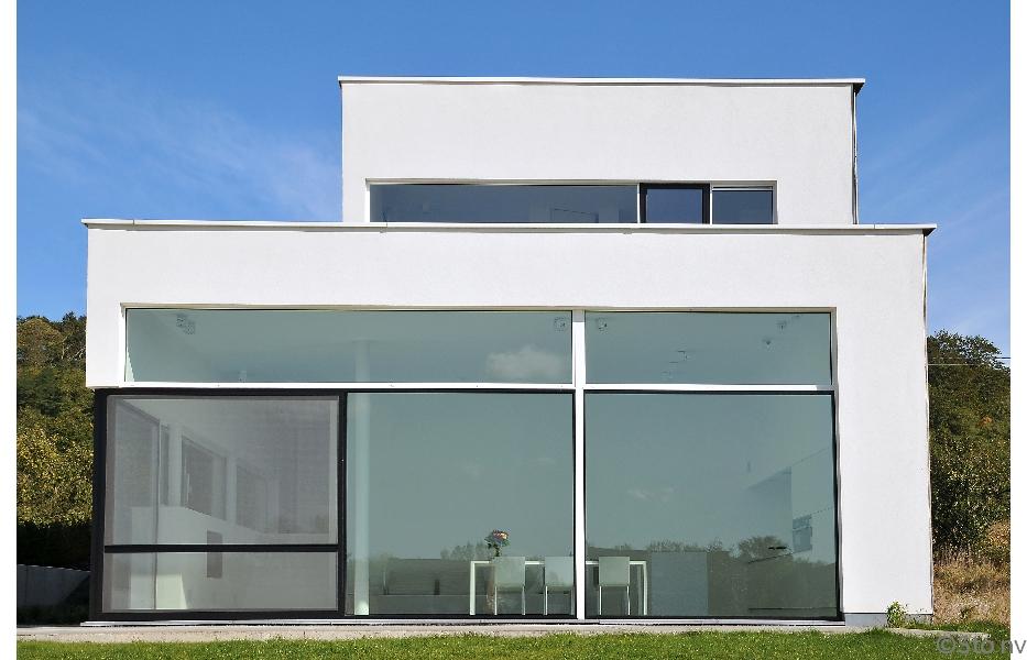 Het plat dak bouwinfo - Zie in het moderne huis ...