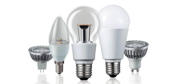 Energieverbruik : denk aan je verlichting
