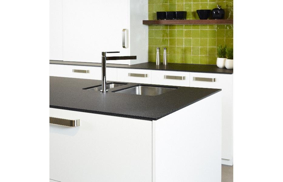 De verschillende keukenwerkbladen bouwinfo