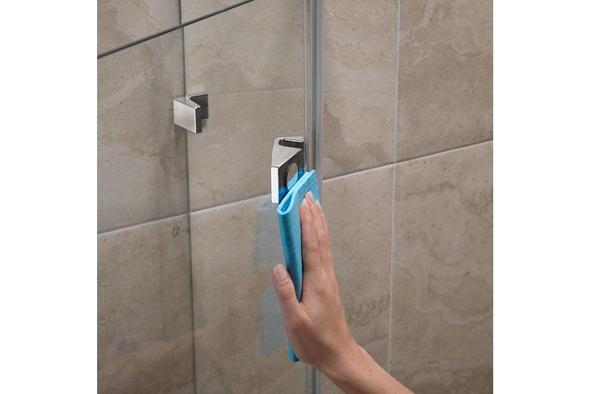 Zo herken je een onderhoudsvriendelijke douche | Bouwinfo