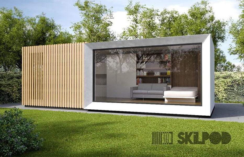 Compact modulair bouwen wordt de nieuwe norm bouwinfo for Huis met tuin te koop antwerpen