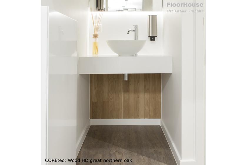 Natuurlijk Afgewerkte Badkamer : Vloeren in badkamers of andere vochtige ruimtes bouwinfo