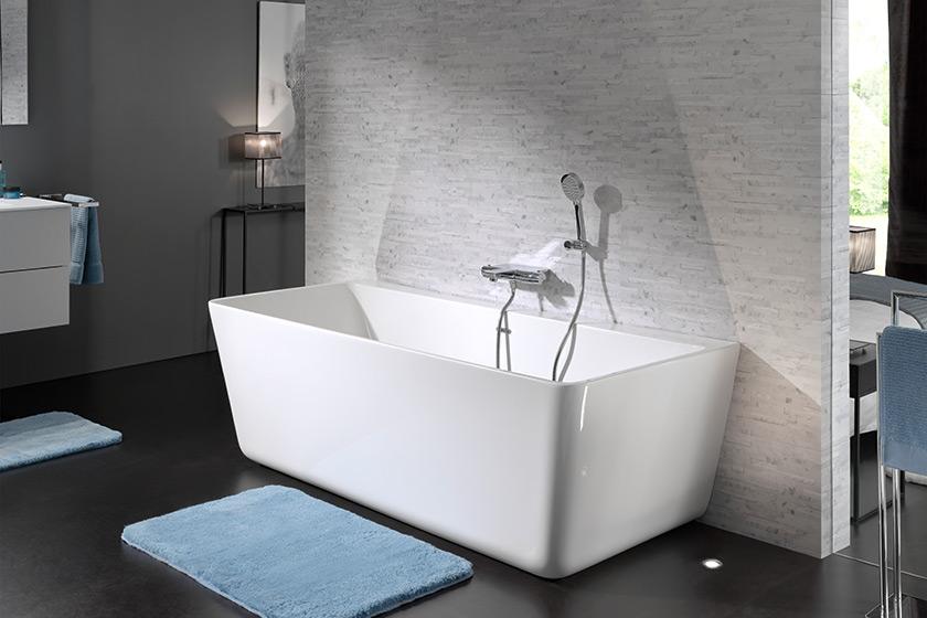 Half Vrijstaand Bad : Nieuwste trends in de badkamerwereld! x2o volgt ze!! bouwinfo