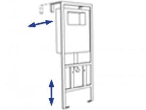Afmeting Hangend Toilet.Sanitair Een Hangend Toilet Plaatsen Doe Je Zo Bouwinfo