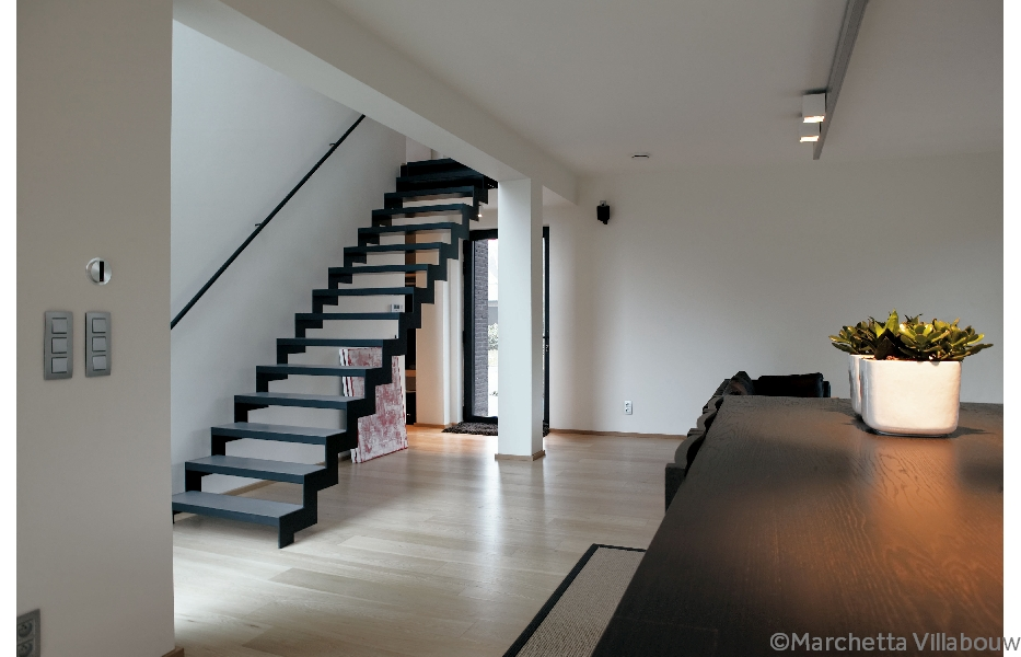 Welk materiaal kies je voor je trap bouwinfo - Idee voor trappen ...