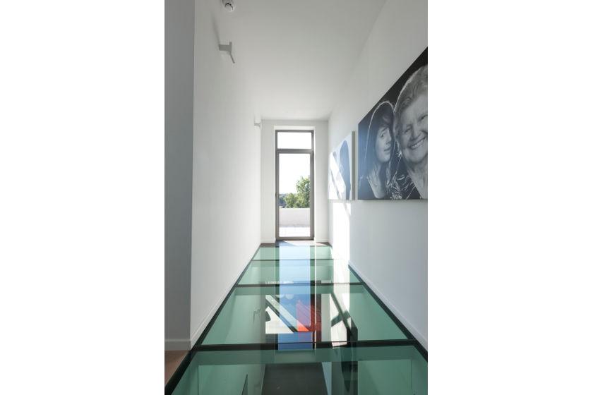 Glazen Vloer Huis : Glazen vloer bouwinfo