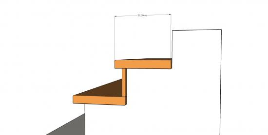 Wand maken met hout beste inspiratie voor huis ontwerp - Ontwerp betonnen trap ...