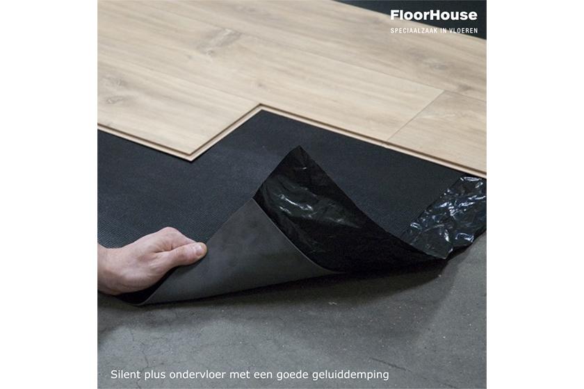 Klik Vinyl Tegels : Floer comlux click vinyl vloer tegel leisteen antraciet pvc