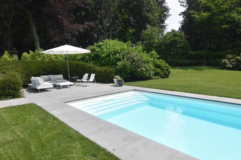 Starline monoblock zwembaden bouwinfo for Zwembaden in tuin