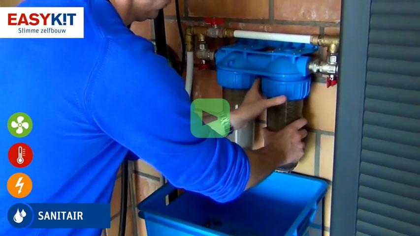 Zelf Je Regenwaterfilters Vervangen Bouwinfo